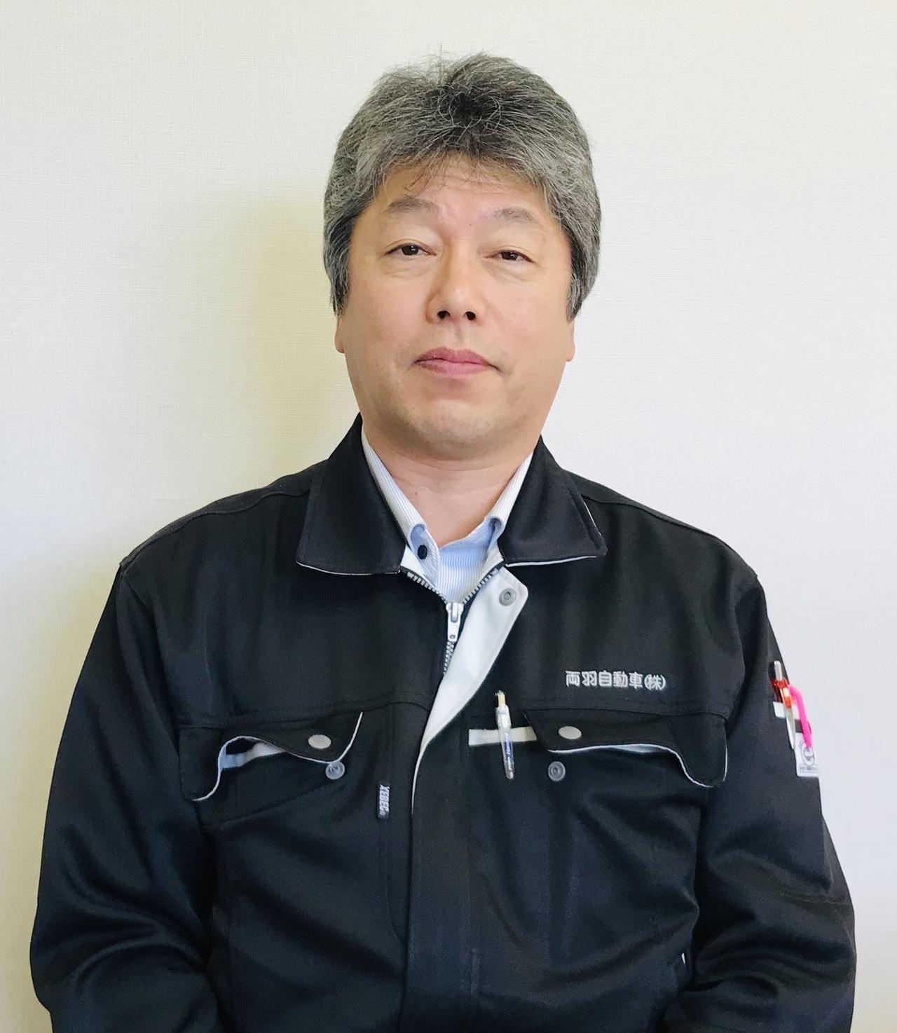 代表取締役 斎藤 恒紀